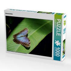 "Foto-Puzzle ""Himmelsfalter"", 1000 Teile (64x48 cm)"