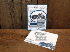 Wild Ride Stampin up