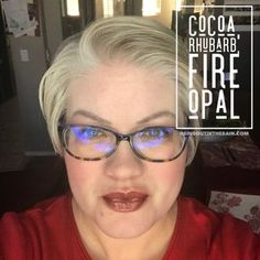 To layer with LipSense lipcolors by SeneGence means to create your own custom lipsense combinations. YOU get to pick the colors and shades to layer for the perfect diy color. So MIX IT UP!! Unlimited number of mixes can be created! For THIS lipcolor layer: Cocoa, Rhubarb & Fire Opal LipSense #lipsense #mixitup #lipsensemixology #senegence