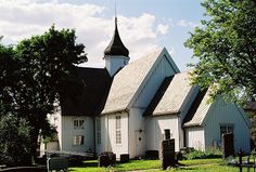 Mo-i-rana Norway - Ultima Thule: Arctic churches: simple and colourful