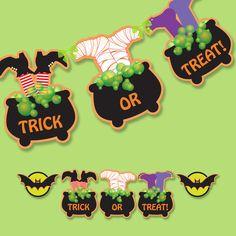 halloween cards | ... Cards, DIY Journals, Felt Toys: Second Halloween Party Decor
