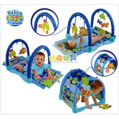 Boppy Flying Circus Play Gym *super Cute | Possible Babies | Pinterest | Play  Gym, Kids Clothing And Babies