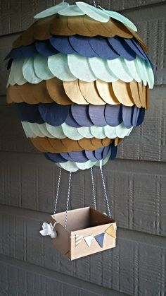 Ideas Baby Shower Gifts For Boys Diy Balloons For 2019 Baby Shower Gifts For Boys, Boy Baby Shower Themes, Baby Shower Balloons, Baby Shower Printables, Baby Boy Shower, Baby Shower Decorations, Balloon Lanterns, Air Balloon, Packaging