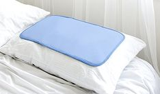 Penguin Cooling Pillow Mat 12.2 x 22 in. Largest on Amazon, Soft Gel, No Water or Leaks