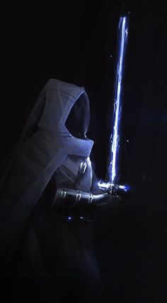 Star Wars - Jedi with crossguard lightsaber by NagyAttilaArt.deviantart.com on…