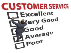 Customer service.  I am finding that more and more as I go about my day, I am met with a complete lack of manners, etiquette and far from adequate customer service skills.  In fact, it is quite remarkable to visit somewhere and be met with all these traits as standard anymore