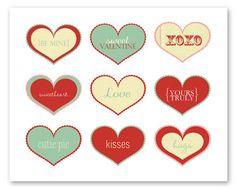 Valentine Heart Notes