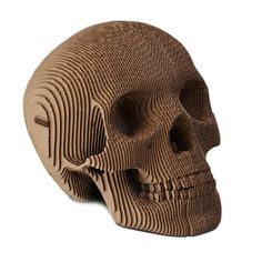 cardboard | Vince Human Skull SE