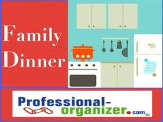 Is having dinner together a priority for you? Here's some ideas on how to make family dinner together happen.