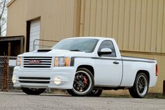 Our Lafontaine Performance Center Put Together This Award Winning 2017 Gmc Sierra Gt454 Super Truck