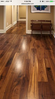 Olde Woods Wide Plank Walnut Flooring Is Traditionally Milled Into Premium Wood Planks With A Much Higher Quality And Appeal Than Standard Strip