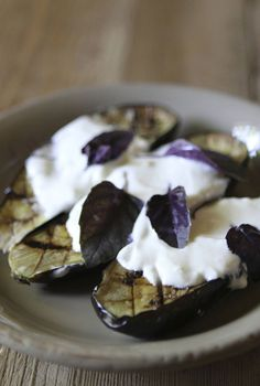 Grilled Eggplant & Feta Dip Recipe | Eat • Drink • Garden • Santa Barbara, California