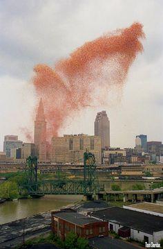 Balloonfest '86 – Cleveland, Ohio, Stati Uniti