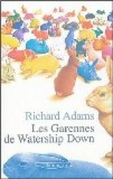 Les garennes de Watership Down - Richard Adams - Babelio