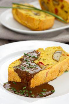Pastel de verduras vegano Cornbread, French Toast, Breakfast, Ethnic Recipes, Yoga, Vegetarian, Vegetable Pie, Torte Recipe, Meals