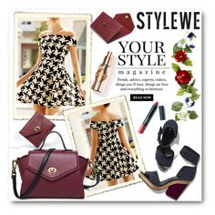 """StyleWe II/2"" by tanja133 ❤ liked on Polyvore featuring Pussycat, Pierre Hardy and Garance Doré"