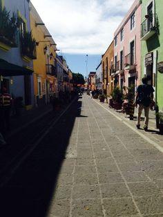 Callejón del sapo, Puebla México