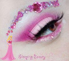 Disney+princess+makeup | Makeup Artist : Cando Claudia Makeup - Aurora - Sleeping Beauty