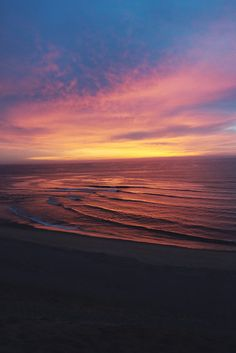 Sunrise Over White Crest Beach, Cape Cod, Massachusetts | USA by wb671987