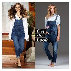 Chi l'ha detto che la salopette è un capo solo per teenager?! Copiate lo stile boho chic di Sarah Jessica Parker indossando la overhall in denim di #2W2M e sarete super cool!#denim #jeans #denimcouture #denimondenim #tbt #swang #cool #denimlove #ootdwoman #globetrotter #fashionista #fashionkiller #highfashion #top #instaday #instafashion #instamood #jeanswear
