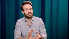 Charlie Cox on starring in Marvel's Daredevil on Netflix Daredevil Netflix #DaredevilNetflix