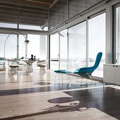 Dwell - Knoll Platner Chairs