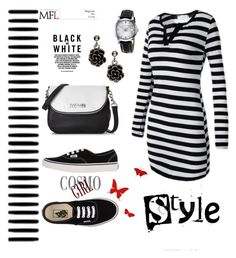 """""""Untitled #721"""" by gallant81 ❤ liked on Polyvore featuring Vans, Kenneth Cole Reaction, Burberry, Yeidid, Diamantini & Domeniconi, women's clothing, women's fashion, women, female and woman"""