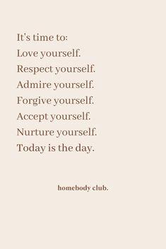 Homebody Club