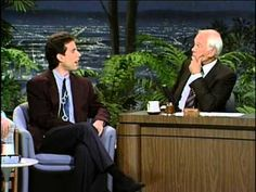▶ Jerry Seinfeld The Tonight Show with Johnny Carson Appearances - YouTube