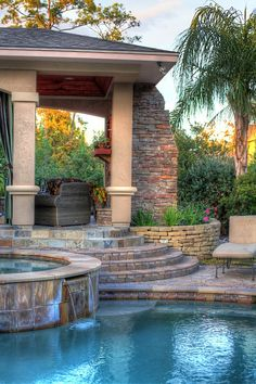 Absolutely Lovely! Wonderful pool and surroundings!