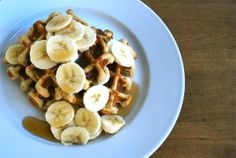 Spiced Banana Quinoa Waffles: Delicious and Nutritious