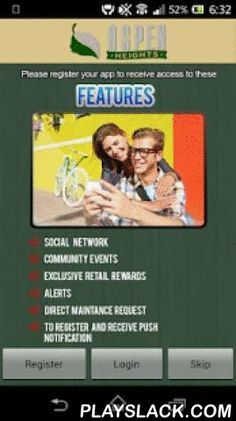 Aspen Heights Apartments Android App - playslack.com , Native Mobile  AppsApartment Mobile Apps LLCAspen Heights Apartments free app provides  residents, ...