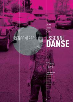 La Danse: Festival « Rencontres Essonne Danse » les samedi 6 et dimanche 7 avril 2013