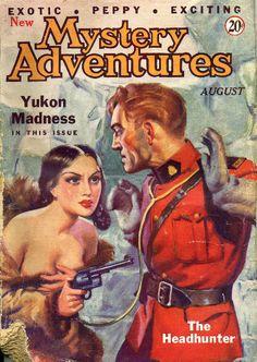 Mystery Adventures 1935