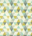 Pastel shades and sorbet colours are at the heart of this zesty collection of retro, geometric prints. Printed on cotton panama fabric. Brio, Pastel Shades, Sorbet, Colours, Patterns, Studio, Retro, Prints, Home Decor