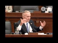 "Trey Gowdy GOES OFF Over Being Called an ""ASS"" by Eric Holder..."