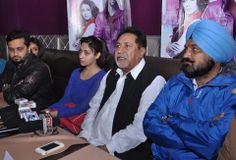 Kirpaan The Sword Of Honour Press Conference — in Khanna