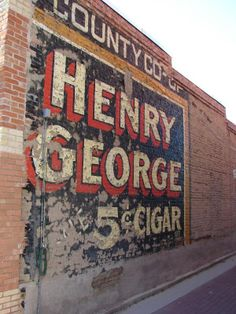 Henry George Cigars, Mount Pleasant, Utah