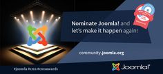 CMS Critic Awards 2017: Nominate Joomla as the Best Free CMS!