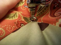 How to Tie a Quilt by Machine