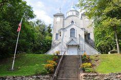 Centralia, PA, church