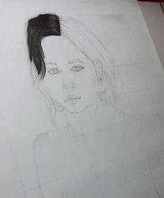 My #drawing #camilacabello ✏❤ #camila #art #camren #camz