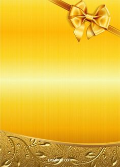 Gold Bow H5 Background Material Gold Wallpaper Phone, Bow Wallpaper, Gold Wallpaper Background, Gold Glitter Background, Diamond Wallpaper, Golden Background, Banner Background Images, Background Patterns, Powerpoint Background Templates