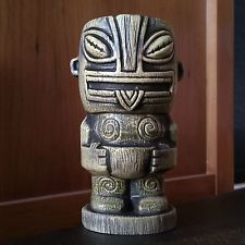Tiki mug from Hale Pele. Made by Munktiki