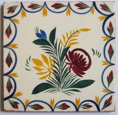 quimper floral border - Google Search