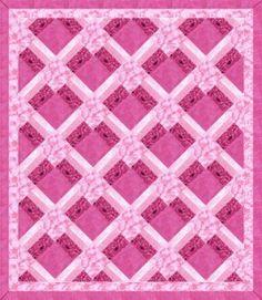 Think Pink quilt