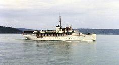 Thea Foss | Underway in Saratoga Passage, c. 2002. [Rick Ets… | Flickr