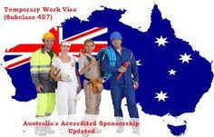 Australia Visa, Temporary Work, Work Visa, New Zealand, News