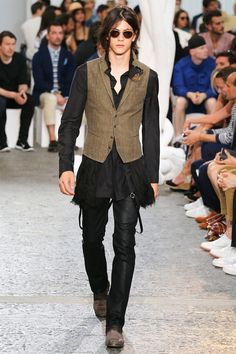 John Varvatos Spring-Summer 2015 Men's Collection