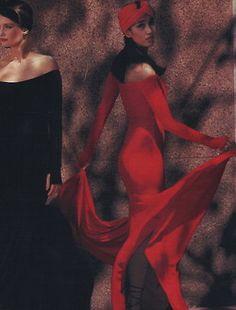 Norma Kamali, 1983 Tumblr
